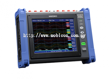 HIOKI MR8875 Memory HiCorder