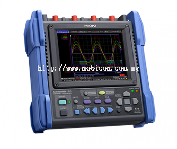 HIOKI MR8880 Memory HiCorder