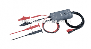 HIOKI 9322 Differential Probe 3 Kinds of Measurements with a Single Probe