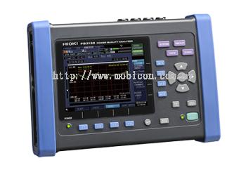 HIOKI PQ3198 Power Quality Analyzer
