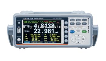 GW INSTEK GPM-8310 Digital Power Meter
