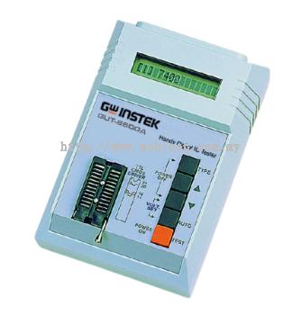 GW INSTEK GUT-6600A Handy Digital IC Tester