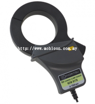 KYORITSU KEW 8178 Ior Leakage Current clamp sensors
