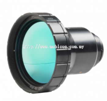 FLUKE 4x Telephoto Infrared Smart Lens RSE