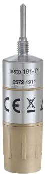 TESTO 191-T1 HACCP temperature data logger with short, rigid probe