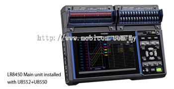 HIOKI LR8450 Memory HiLogger