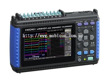 HIOKI LR8431 Memory HiLogger