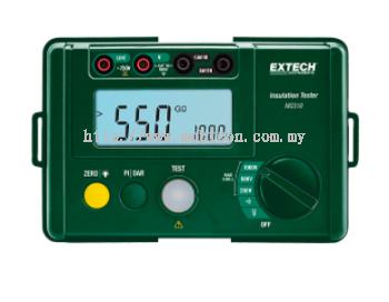 EXTECH MG310 : Digital Insulation Tester