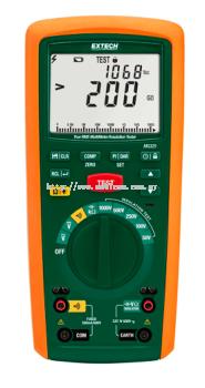 EXTECH MG325 : CAT IV Insulation Tester/True RMS MultiMeter