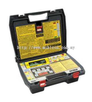 EXTECH MG500 : Digital High Voltage Insulation Tester