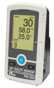 LUTRON PM-1053 AIR QUALITY MONITOR