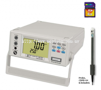 LUTRON BWA-2018SD WATER QUALITY METER