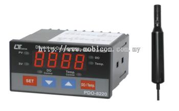 LUTRON PDO-8220 DISSOLVED OXYGEN CONTROLLER/MONITOR