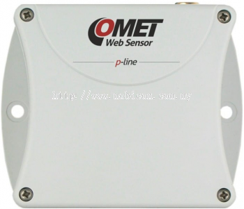 COMET P8511 Web Sensor - one channel remote thermometer hygrometer