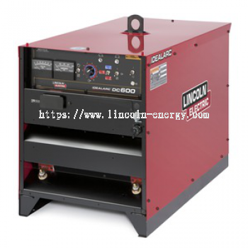 Lincoln Electric DC600 SAW Welding Machine