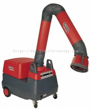 Lincoln Electric Mobiflex 400-M Mobile Fume Extractor