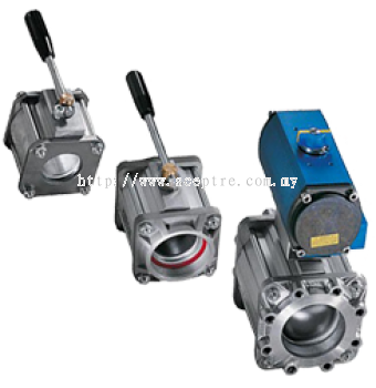 One Way Ball Valves