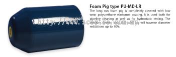 Foam Pig Type PU-MD-LR