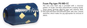 Foam Pig Type PU-MD-CC