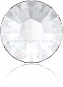 Swarovski Flat Backs Hotfix, 2038 SS6, Crystal A HF (001)