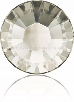 Swarovski Flat Backs Hotfix, 2038 SS10, Crystal Silver Shade A HF (001 SSHA), 144pcs/pack