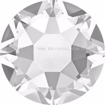 Swarovski Flat Backs Hotfix, 2078 SS12, Crystal A HF (001)