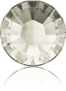 Swarovski Flat Backs Hotfix, 2038 SS12, Crystal Silver Shade A HF (001 SSHA), 144pcs/pack