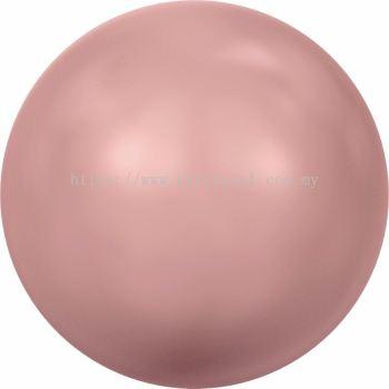 Swarovski 5810 Crystal Round Pearl, 04mm, Crystal Pink Coral Pearl (001 716), 100pcs/pack