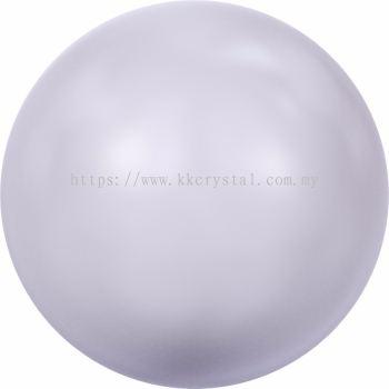 Swarovski 5810 Crystal Round Pearl, 08mm, Crystal Lavender Pearl (001 524), 50pcs/pack
