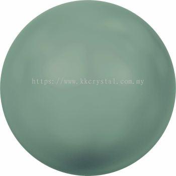 Swarovski 5810 Crystal Round Pearl, 08mm, Crystal Jade Pearl (001 715), 50pcs/pack