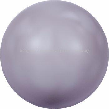 Swarovski 5810 Crystal Round Pearl, 10mm, Crystal Mauve Pearl (001 160), 50pcs/pack
