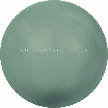 Swarovski 5810 Crystal Round Pearl, 10mm, Crystal Jade Pearl (001 715), 50pcs/pack