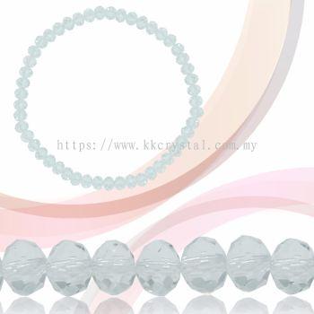 Crystal China, Donut 6mm, B1 Crystal