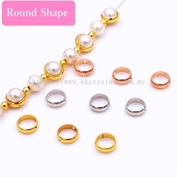 Diverter, Round Shape, 8mm, 0283019, 50pcs/pkt