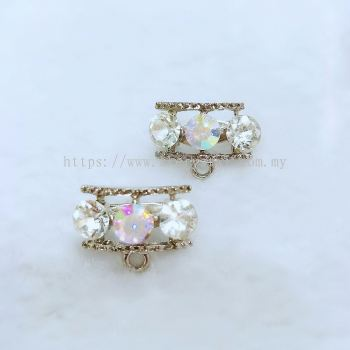 Baby Brooch with Hole, Code X247#, 10pcs/pack