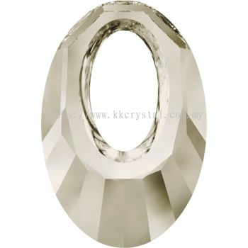 Swarovski 6040 Helios Pendant, 30mm, Crystal Silver Shade (001 SSHA), 1pcs/pack