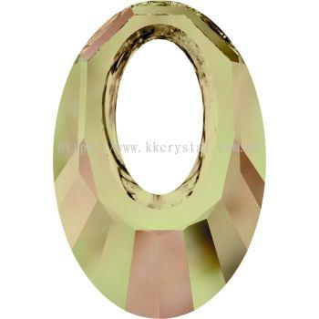 Swarovski 6040 Helios Pendant, 20mm, Crystal Luminous Green (001 LUMG), 1pcs/pack