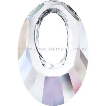 Swarovski 6040 Helios Pendant, 20mm, Crystal AB (001 AB), 1pcs/pack