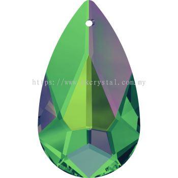 Swarovski 6100 Tear Drop Pendant, 24x12mm, Crystal Vitrail Medium (001 VM), 1pcs/pack