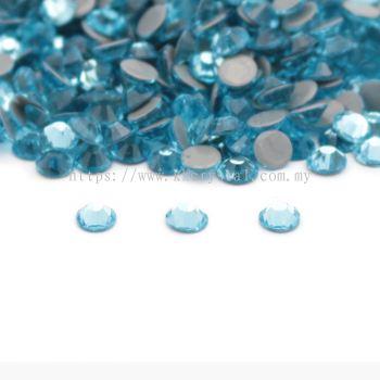 Hotfix Signature PLUS, SS 20, 022# Aquamarine, 1440pcs/pack