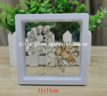 013031 Transparent Display Box, Jewelry Accessories Brooch Box, Bracelet Display Box