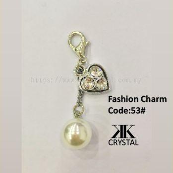Fashion Charm, Code 53#, 5pcs/pack