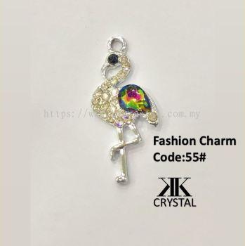 Fashion Charm, Code 55#, 5pcs/pack