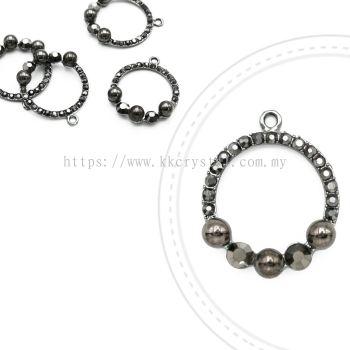 Fashion Charm, Code 62#, 5pcs/pack