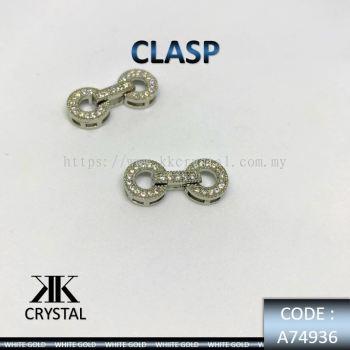 749363, CLASP, A74936, ROUND, 2PCS/PCK