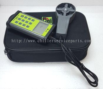 TPI-556CI Digital Vane Anemometer/Airflow Meter