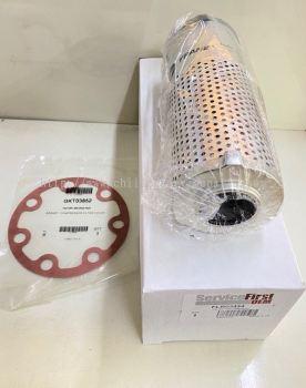 FLR03434 Oil Filter Element + GKT03852 Gasket