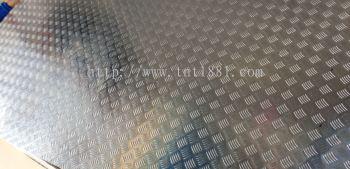 Aluminium Chequed Plate