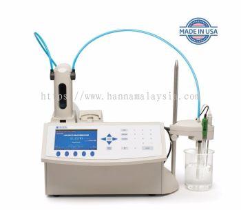 HI901C-02 Automatic Potentiometric Titrator