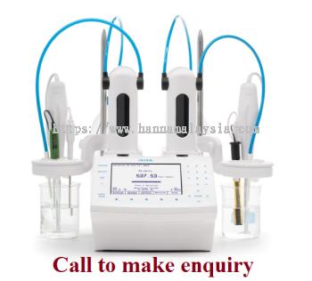 HI932  Advanced Automatic Potentiometric Titrator